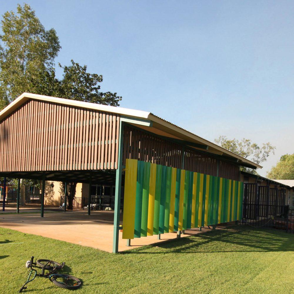 Kununurra OSHC Kimberley Architecture